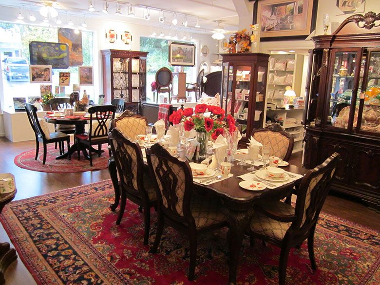 Dining Room Tables and Armoires